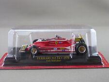 Ferrari 312 T4 JODY SCHECKTER 1979 hachette 1:43 Diecast Model Car Vol.21