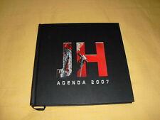 JOHNNY HALLYDAY Agenda 2007