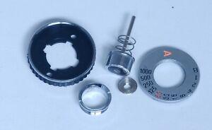 Minolta XG-M Shutter Speed Dial Release Button Vintage SLR Film Camera Parts