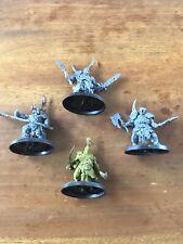Warhammer Fantasy Sigmar Chaos Daemons Of Nurgle Army 4x Putrid Blightkings