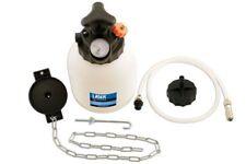 Laser 5642 Manual Brake Bleeder with universal adaptor