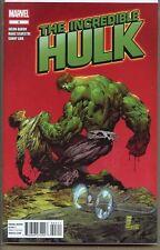 Incredible Hulk 2011 series # 3 near mint comic book