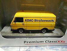 VW Volkswagen Bus LT28 LT 28 ADAC Straßenwacht Kasten Premium Classixxs  1:43