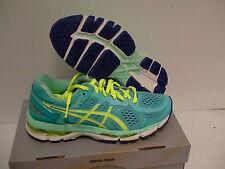 Asics Mujer Zapatillas para Correr Gel Kayano 22 Acero Azul Flash Azul Size 6