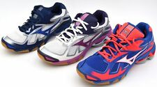 MIZUNO WOMAN MAN UNISEX SPORTS VOLLEYBALL INDOOR SHOES SNEAKER CODE WAVE BOLT 5
