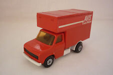 MATCHBOX - SUPER KINGS - k-27 - FORD 'A' TRANSPORTER - 1977 (3.mb-18)