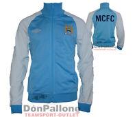 Umbro Manchester City TrackTop Sport Freizeit Fan Jacke MCFC ManCity Gr.XXL 3XL