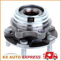 FRONT WHEEL BEARING & HUB ASSEMBLY FOR INFINITI M35 AWD 2006 2007 2008 2009 2010