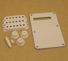 099-1395-000 Genuine Fender Parchment Strat Knob & Cover Accessory Kit