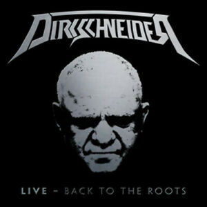 Dirkschneider - Live-Back To The Roots [Digipack inkl. 2 CDs] ZUSTAND SEHR GUT