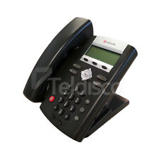 Polycom SoundPoint IP 331 VOIP PoE (2201-12365-025) No Power Supply