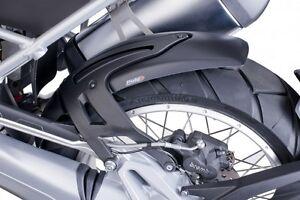 Guardabarros Trasero Puig 6352J Negro Mate para BMW R1200 GS 2013-2017