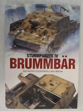 Sturmpanzer IV Brummbär book by Kagero 112 pages, SC