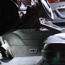 Footwell lighting Set of 4 LED SMD white red blue green VW AUDI SKODA BMW Seat
