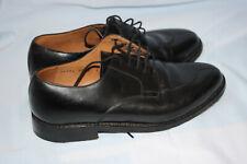 John Spencer Men's Black Formal Leather Shoes Size UK 6 Used Condition