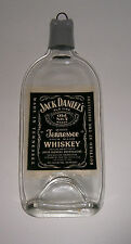Jack Daniel's Bottle Wall Hanging Glass Decor