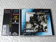 CD single / Bed of Roses / BON JOVI /Japan Edition with OBI