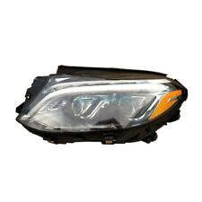 LH Led Headlight Lens And Housing Fits 2016-2017 Mercedes-Benz GLE300D MB2518106