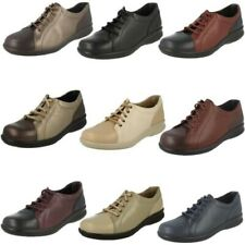 Ladies Easy B Lace Up Shoes 'Phoebe'