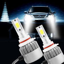 2x 36W LED HAUPTSCHEINWERFER LAMPEN 9006 HEADLIGHT BIRNE TOYOTA AVENSIS VERSO