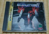 Used Layer Section 2 SEGA SATURN Video Game from Japan