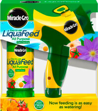 Miracle-Gro Feeder Connect To Hose - Includes LiquaFeed Of Miracle Grow Feed