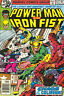 Power Man and Iron Fist #55 - Marvel Comics, February 1979, Lee Elias interior