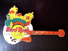 HRC Hard Rock Cafe Bali White Gibson Byrdland Guitar