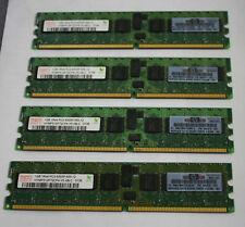 HP Hynix SERVER RAM 4GB (1GB x 4) PC2-5300P/405475-051