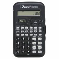 KENKO Student Electronic 10 Digits Scientific Calculator Calculator with Cl G3G4
