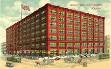 An Illustrated View of the Moxley Butterine Factory, Chicago IL 191?