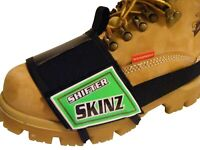Newest lime shifter skinz shift scuff shoe protector boot color cycle cover
