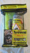 Holts Tyreweld 400Ml Emergency tyre Car Puncture Repair Kit hi vis torch gloves