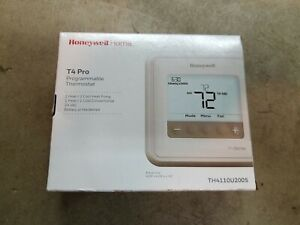 Honeywell T4 Pro Programmable Thermostat - TH4110U2005