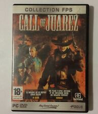 Jeu PC FPS CALL OF JUAREZ