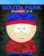 South Park: Seasons 11-15 [New Blu-ray] Boxed Set, Dolby, Subtitled, Widescree