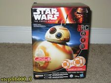 Star Wars Ep VII 7 Remote Controlled BB 8 Droid Target Exclusive NEW SEALED