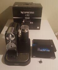 Nespresso De Longhi Kapselmaschiene Citiz & Milk Aeroccino schwarz TOP