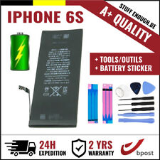 A+ REPLACEMENT VERVANG BATTERY/BATTERIJ/BATTERIE +TOOLS & STICKERS FOR IPHONE 6S