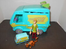 Scooby Doo Mystery Machine & Figures Bundled Lot