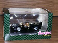 1/43 FERRARI F40 DETAIL CARS ART152 Black NIB