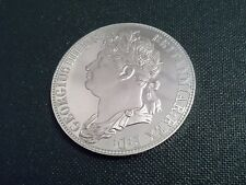 Patina Modern Pattern Crown Cupro Nickel 1820 George IIII Quality Low Mintage