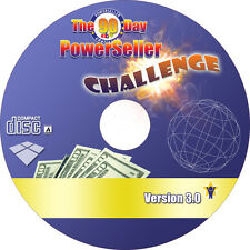 How To Be An eBay POWERSELLER In Just 90 Days -  Make Money From Home (CD-ROM)