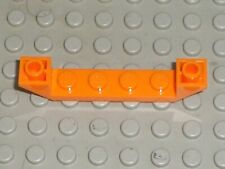 LEGO Orange Slope Inverted 45 6x1 Double 1x4 Ref 52501 Set 7737 7642 7649 60012