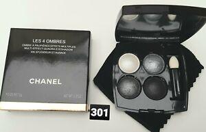 Palettes de fards à paupières Chanel 301 - neuve