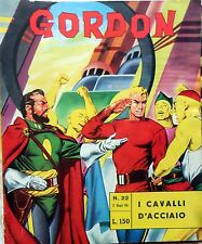 GORDON N.22 1965  FRATELLI SPADA RAYMOND FLASH