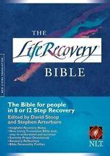 LIFE RECOVERY BIBLE [97814 - STEPHEN ARTERBURN, ET AL. ARTERBURN (PAPERBACK) NEW