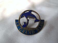 Pin's  Démons et Merveilles Le Grand bleu