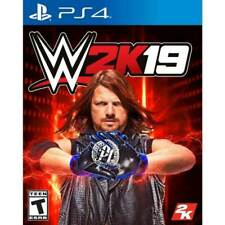 2K19 WWE Playstation 4 PS4 Brand New Sealed