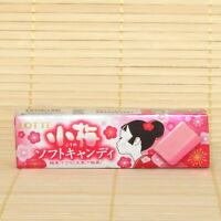 Japan Lotte KO UME Sour Apricot Plum SOFT CANDY Chewy Japanese 1 pack